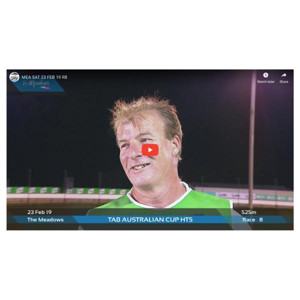 Australia Cup Heat 5